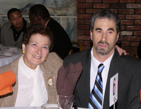 Family celebrating at October Fest