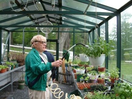 Day Program Gardening
