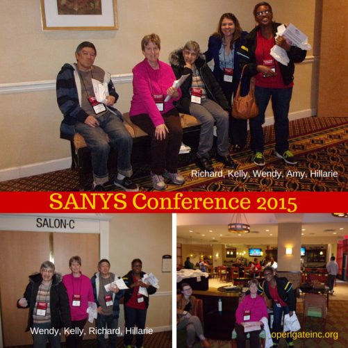SANYS Conference 2015