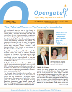 July/August 2015 Newsletter